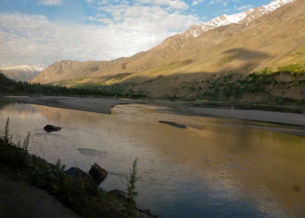 pamir highway tagikistan khorog