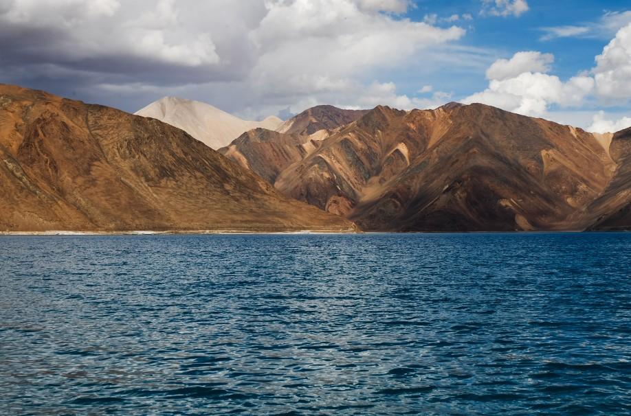 pangong lake ladakh piccolo tibet