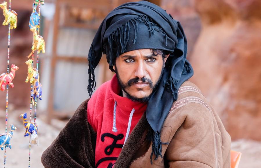 petra giordania beduino