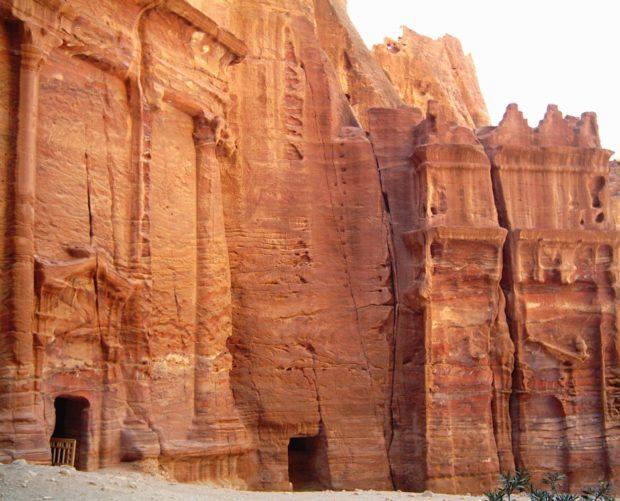 petra viaggio giordania