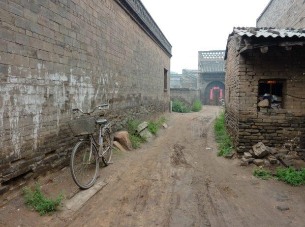 pingyao bicicletta