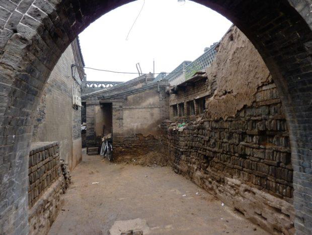 pingyao cina vicolo