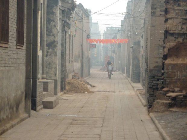 pingyao strada