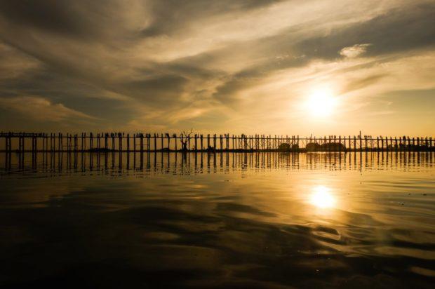 ponte amarapura birmania