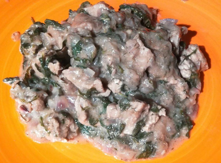 ricetta gourmet spezzatino di manzo al pompelmo rucola e lime affumicato