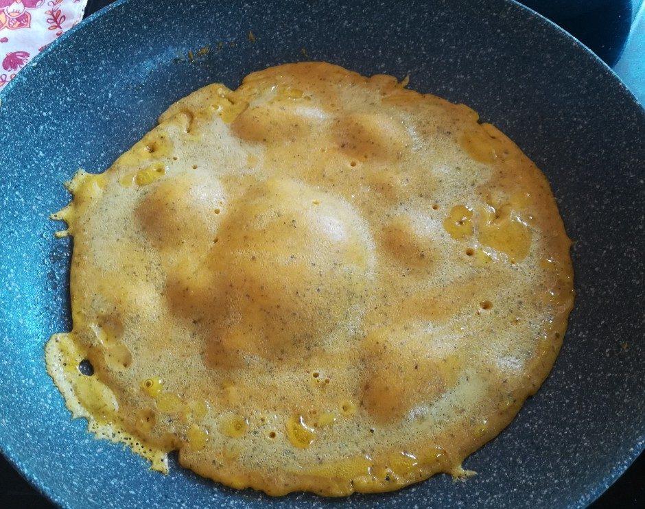ricetta piadina farina di ceci