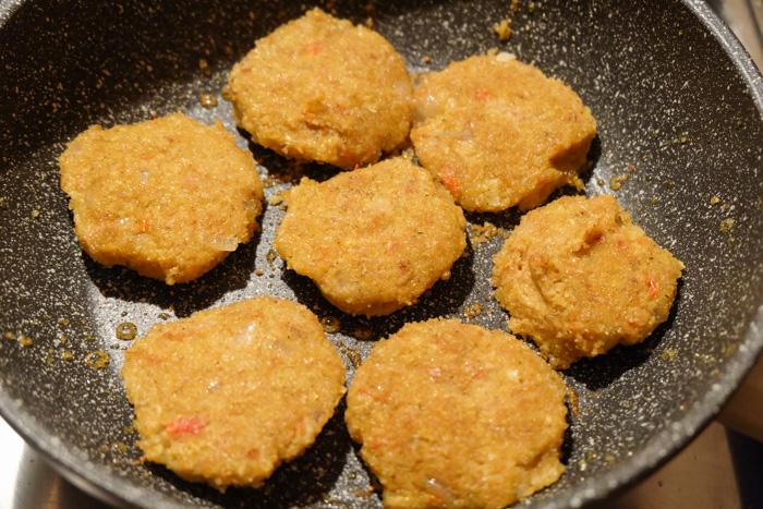 ricetta polpette verza masala