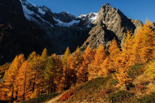 rifugio bonatti discesa autunno