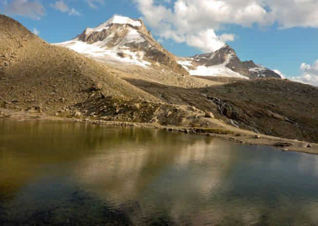 rifugio vittorio emanuele gran paradiso lago