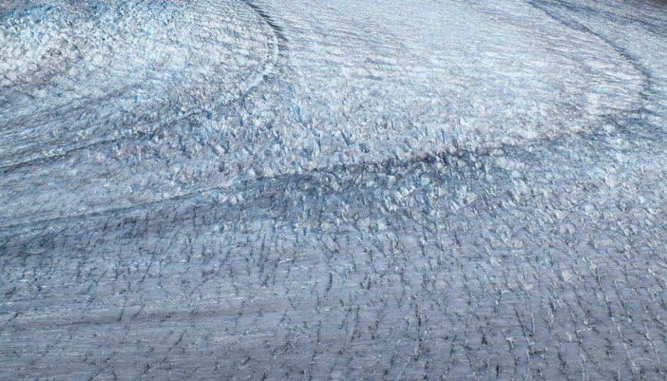 salmon glacier canada escursione da Steward ghiacciaio