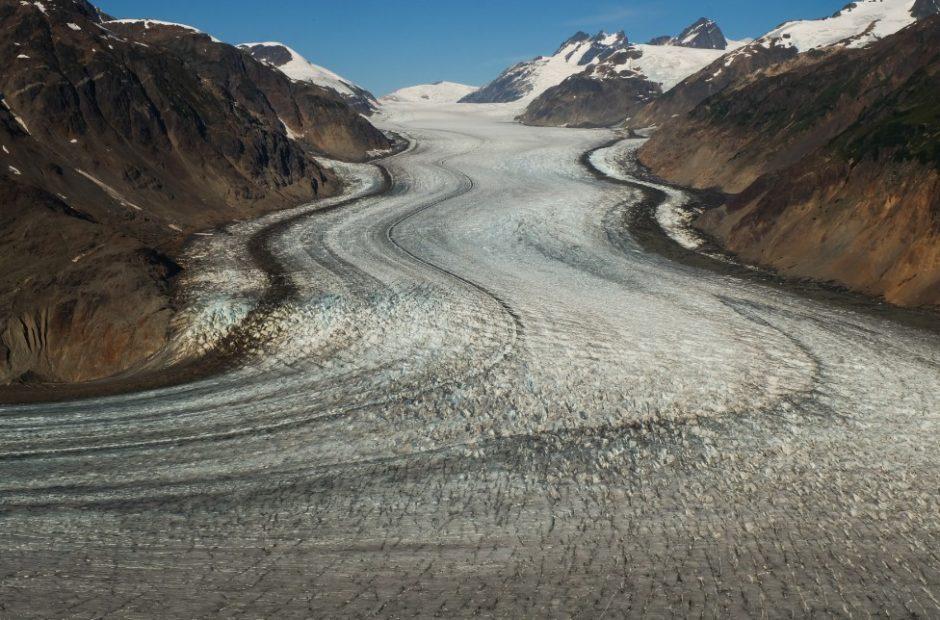 salmon glacier canada escursione da Steward viaggio