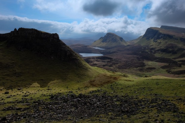 Scozia The Quiraing