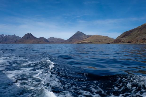 Scozia mare Cuillin