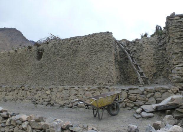 shimshal casa fango