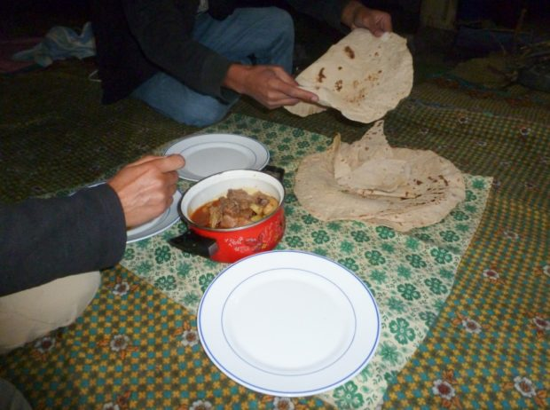 shimshal pranzo