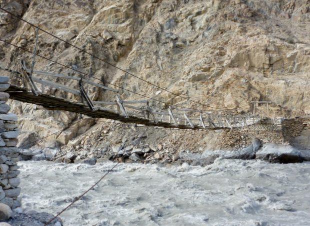 shimshal valle ponte