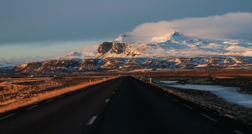 snaefellsnes strada islanda viaggio inverno