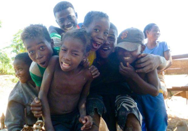 sorrisi africani