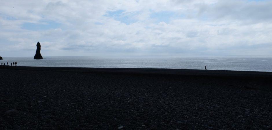 spiaggia nera Reynisfjara islanda