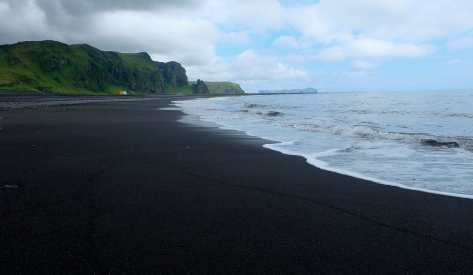 spiaggia nera islanda