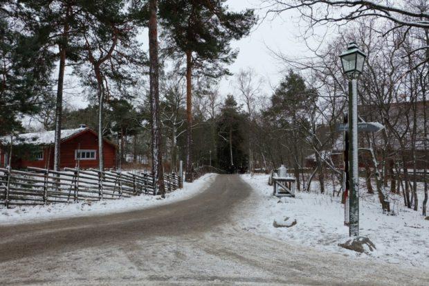 stoccolma inverno