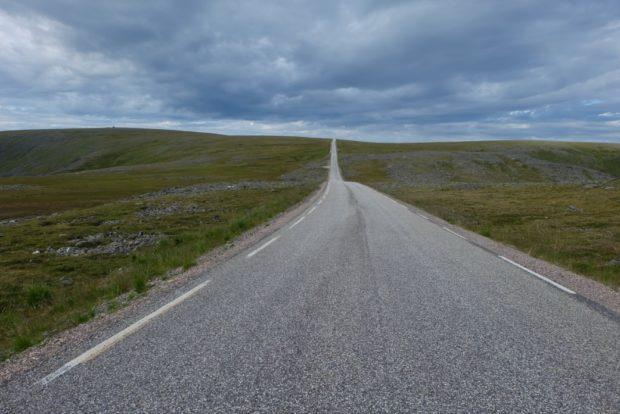strada capo nord norvegia