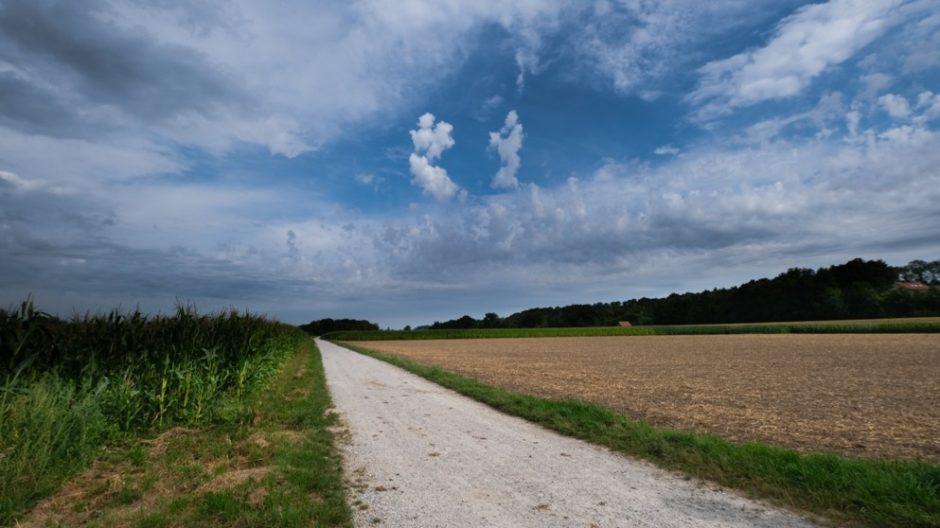 strada romantica bicicletta baviera tappa landsberg am lech augusta
