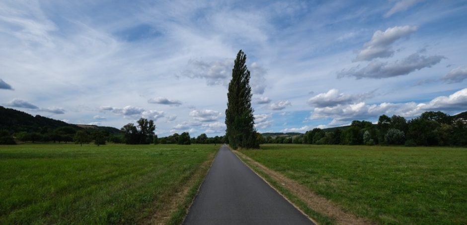 strada romantica bicicletta baviera tappa rothenburg Tauberbischofsheim