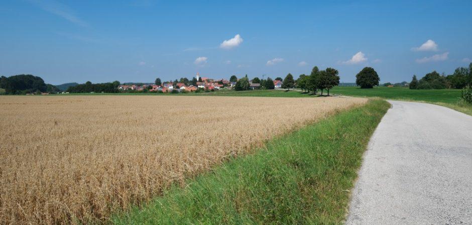 strada romantica bicicletta baviera tappa schongau landsberg am lech 2