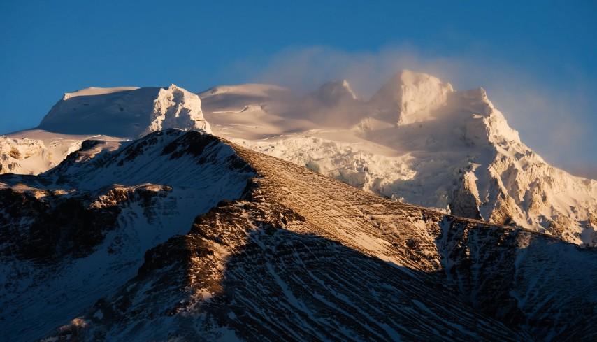 svartifoss panorama inverno islanda viaggio