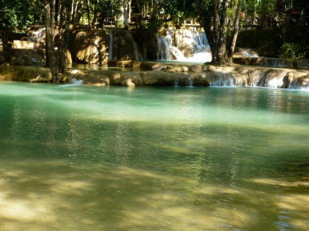 Luang Prabang: le cascate di Tat Sae