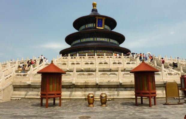 tempio del cielo pechino