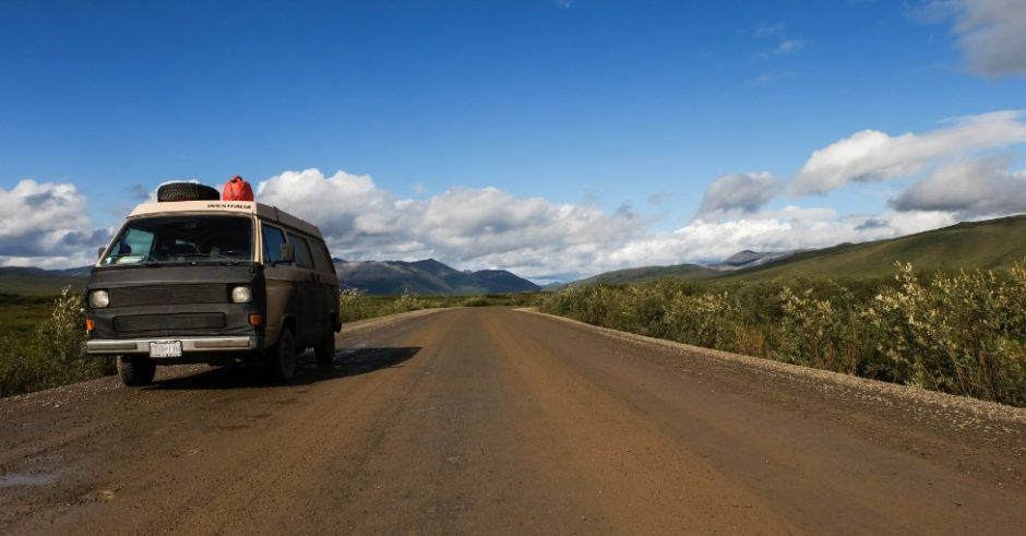 tombstone national park canada dempster highway