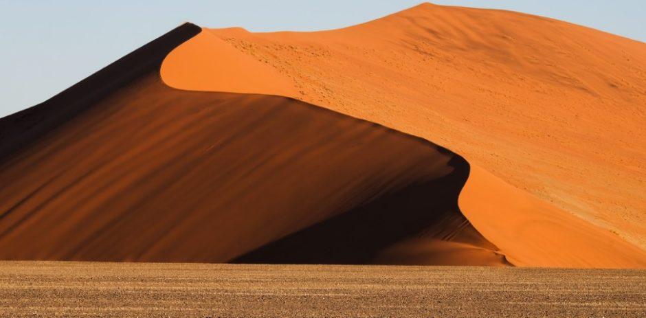 tramonto deserto namib
