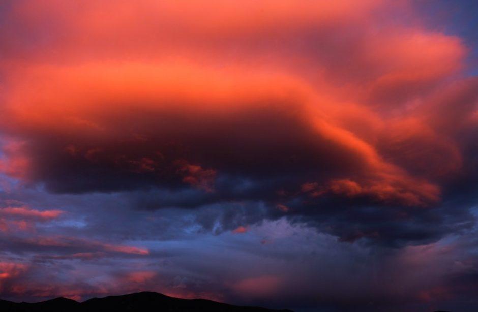 tramonto isola elba