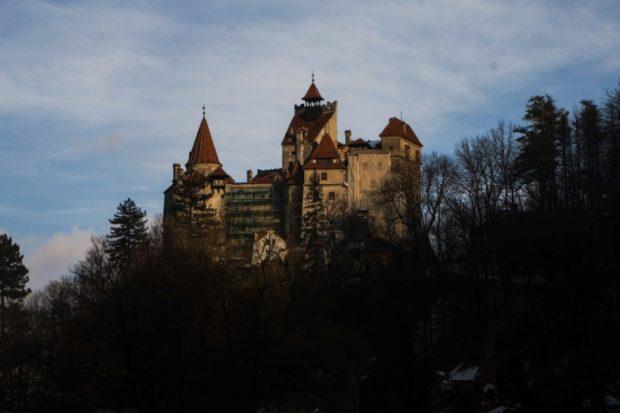Transilvania: viaggio al castello di Dracula (Bran)