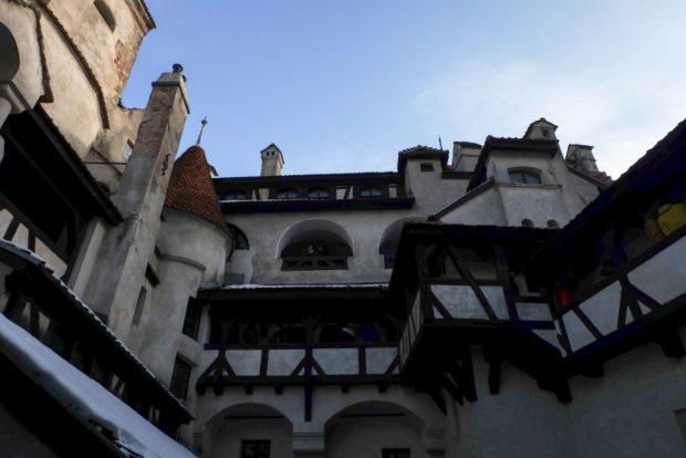 transilvania castello dracula bran