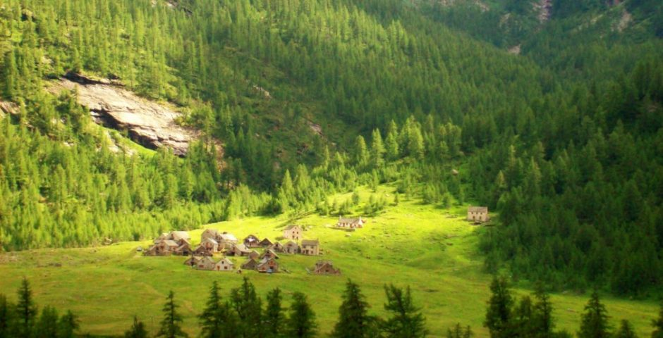 trekking alpe veglia