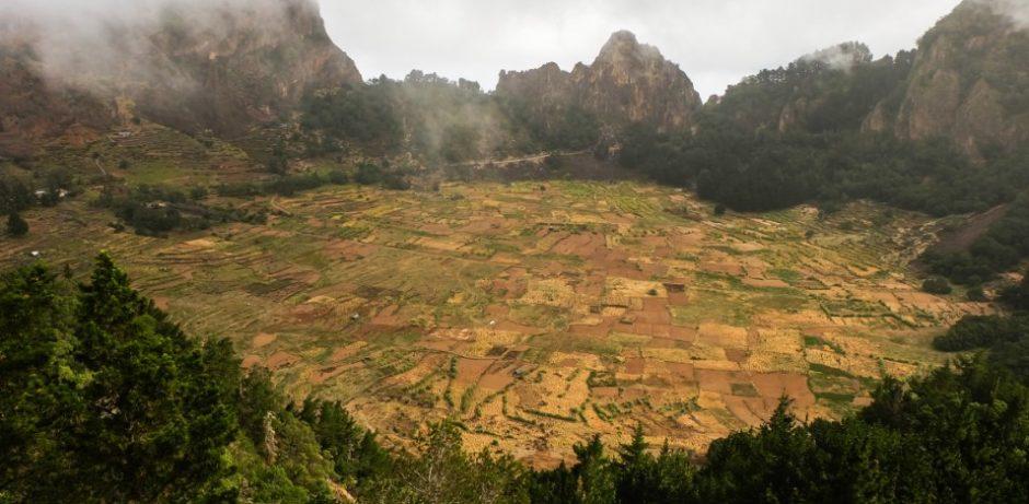 trekking capo verde santo antao cratere cova de paul