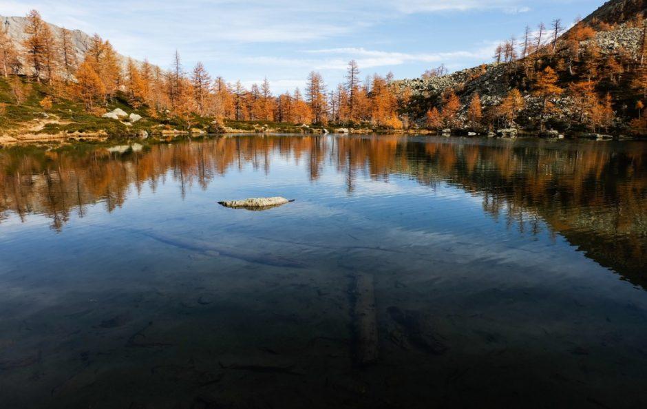 trekking cima verosso val bognanco gita lago