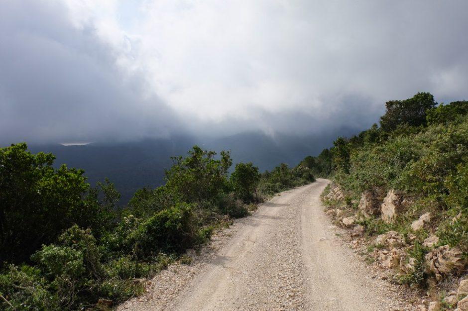 trekking grande traversata isola elba GTE
