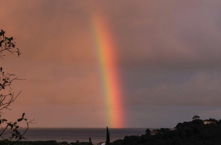 trekking grande traversata isola elba GTE arcobaleno
