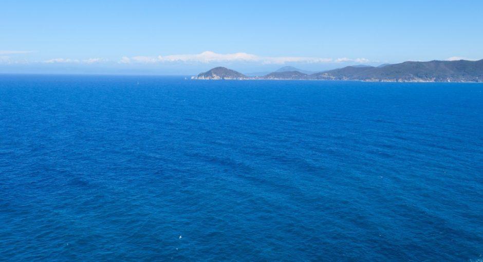 trekking grande traversata isola elba GTE panorama