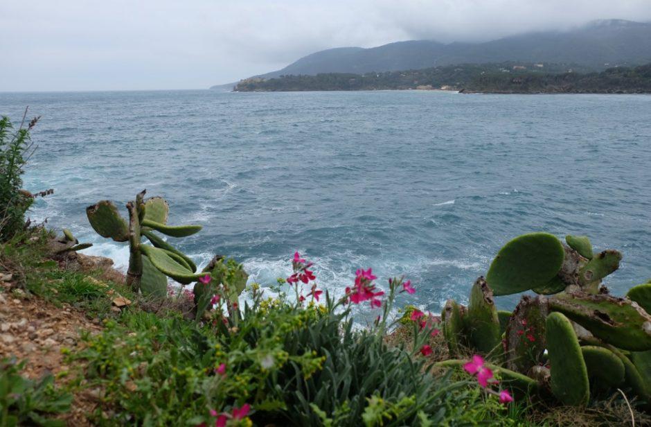 trekking grande traversata isola elba GTE porto azzurro