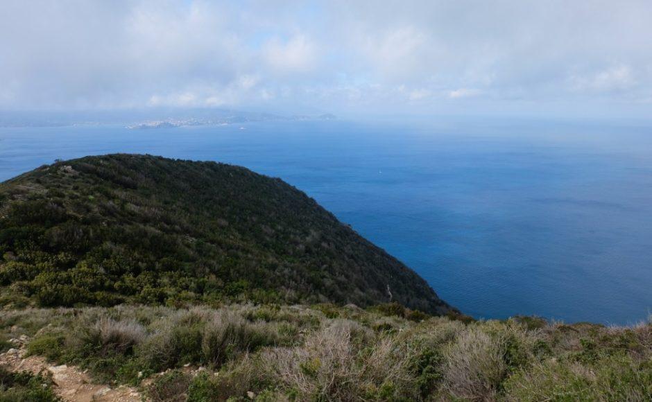 trekking grande traversata isola elba GTE sentiero cavo porto azzurro