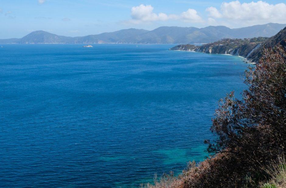 trekking grande traversata isola elba GTE verso portoferraio