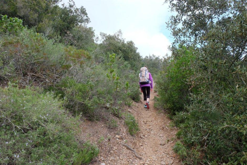 trekking isola elba sentiero GTE