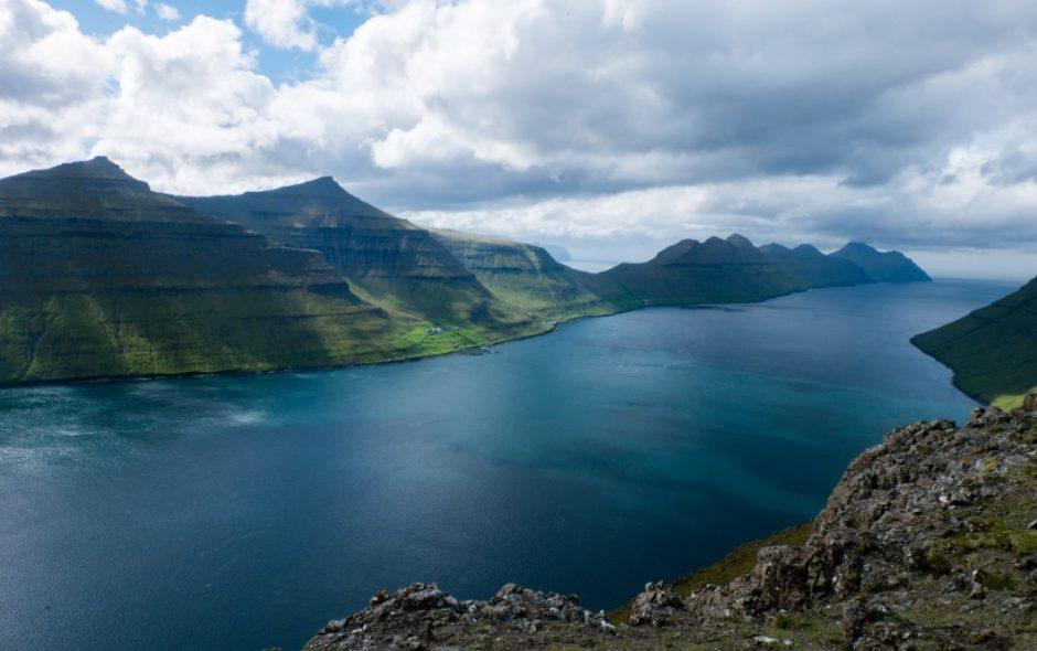 Isole Faroe: Trekking al punto panoramico Klakkur, Klaksvik