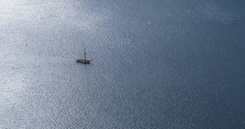 trekking isole faroe viaggio klaksvik klakkur mare