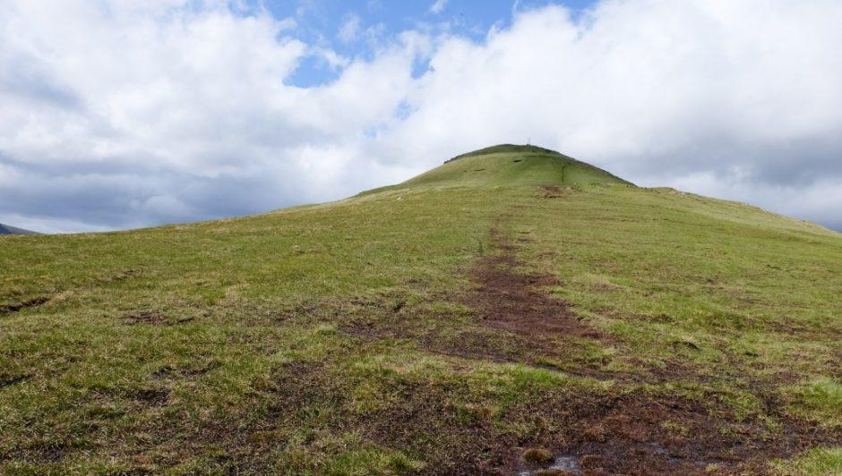 trekking isole faroe viaggio klaksvik klakkur sentiero